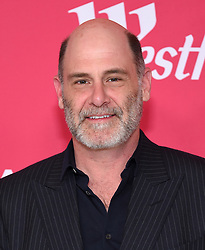 February 19, 2019 - Beverly Hills, California, U.S. - Matt Weiner arrives for the 21st CDGA (Costume Designers Guild Awards) at the Beverly Hilton Hotel. (Credit Image: © Lisa O'Connor/ZUMA Wire)