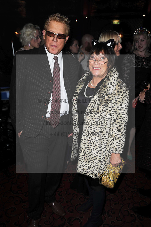 ANTHONY PRICE and HILARY ALEXANDER at a party and fashion show to celebrate the 40th anniversary of Butler & Wilson held at Koko, 1 Camden High Street, London NW1 on 12th November 2009.