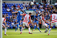 Peterborough United v Doncaster Rovers 010918