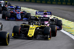 November 17, 2019, Sao Paulo, Brazil: Motorsports: FIA Formula One World Championship 2019, Grand Prix of Brazil, .#27 Nico Hulkenberg (GER, Renault F1 Team) (Credit Image: © Hoch Zwei via ZUMA Wire)