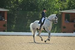 Hoffmann, Jennifer, XXXL Ramon<br /> München - Pferd International 2013<br /> Prix St Georg<br /> © www.sportfotos-lafrentz.de/Stefan Lafrentz