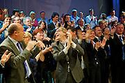 Ghent, Belgium, Jun 04, 2009, Final congres of openVLD before communal and european elections..PHOTO © Christophe VANDER EECKEN