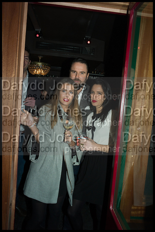 Cahoots club launch party, 13 Kingly Court, London, W1B 5PW  26 February 2015