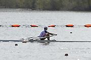 Caverham, Great Britain,  Jack BEAUMONT, Redgrave Pinsent Rowing Lake near Reading,  11:25:40  Sunday  21/04/2013  [Mandatory Credit. Peter Spurrier/Intersport Images]11