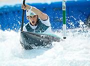 Luuka Jones, women K1 Slalom heats. Tokyo 2020 Olympic Games. Sunday 25th July 2021. Mandatory credit: © John Cowpland / www.photosport.nz