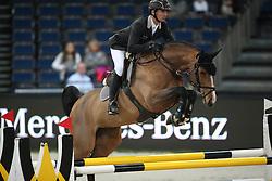 Guerdat Steve, (SUI), Bianca<br /> Prize of Raumpflege Jumping<br /> Stuttgart - German Masters 2015<br /> © Hippo Foto - Stefan Lafrentz