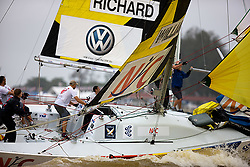 2008 Monsoon Cup. Ian Williams beating Mathieu Richard in the quarter finals(Saturday the 6th December 2008). .