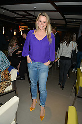 SOPHIE MICHELL at the launch of Broadgate Circle, City of London on 9th June 2015.