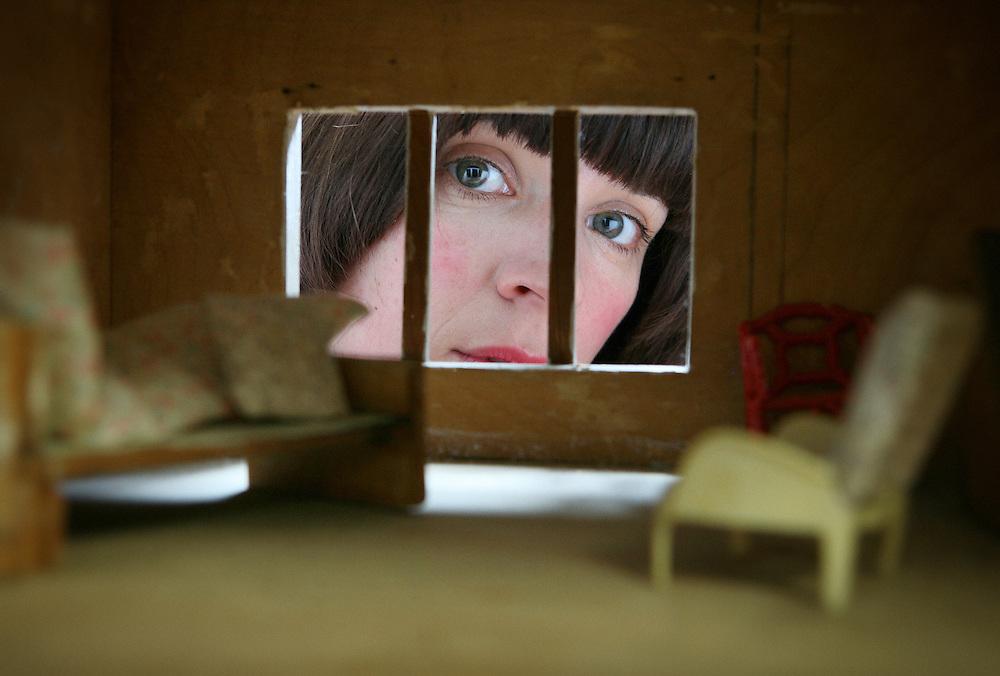 Trudi's doll house