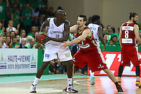 Ousmane Camara  - 20.06.2015 - Limoges / Strasbourg - Finale Pro A<br /> Photo : Manuel Blondeau / Icon Sport