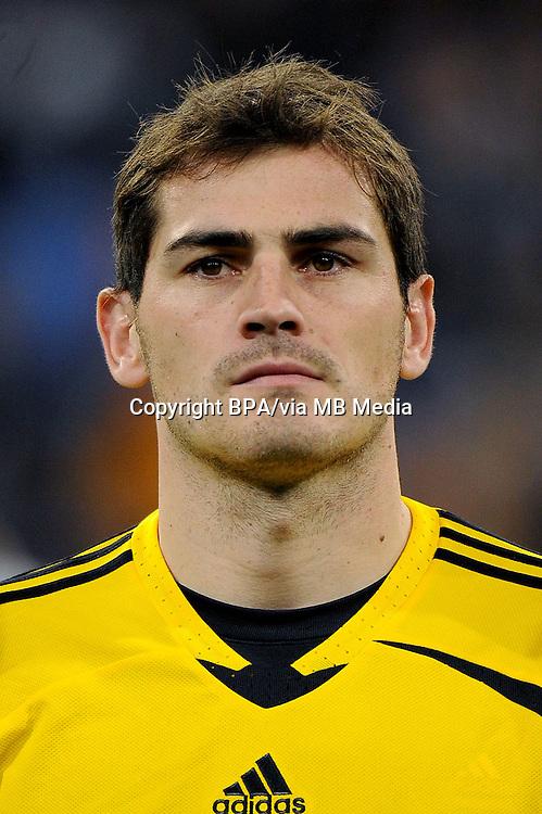 Iker Casillas ( Real Madrid CF )