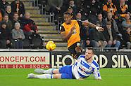 Hull City v Reading 161215