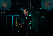 5th April 2021, London: Liam Payne in rehearsal ahead of his EE BAFTA world-first AR music performance. Liam's body and facial movements and live audio data will be instantly transformed to create the immersive AR experience, created using EE's award-winning 5G network. His performance will be transmitted in real-time for fans across the country to experience live through their mobile handset. Download 'The Round' App to get a front row seat this Sunday 11th April.