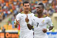 Christian Atsu ( Ghana )<br /> Joie