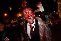 20151031 USA: NYC 42nd Annual Village Halloween Parade, New York