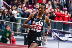 Bruce LeHane Invitational Mile<br /> Yomif Kejelcha, Nike Oregon Project, attempts to set world record indoor mile