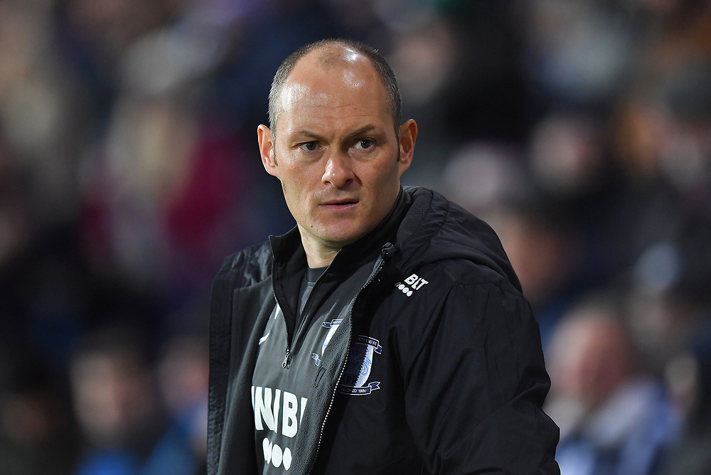 Preston North End's Manager Alex Neil<br /> <br /> Photographer Dave Howarth/CameraSport<br /> <br /> The EFL Sky Bet Championship - West Bromwich Albion v Preston North End - Tuesday 25th February 2020 - The Hawthorns - West Bromwich<br /> <br /> World Copyright © 2020 CameraSport. All rights reserved. 43 Linden Ave. Countesthorpe. Leicester. England. LE8 5PG - Tel: +44 (0) 116 277 4147 - admin@camerasport.com - www.camerasport.com