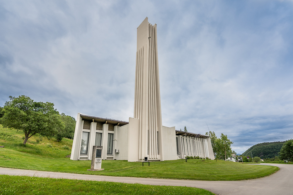 Hamarøy kirke er en arbeidskirke fra 1974 i Hamarøy kommune. Kirken er i betong. Arkitekt for kirken var Nils Toft.