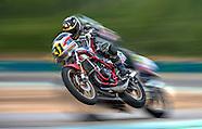 Motorcycles Slow Speed