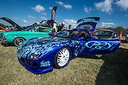 Mazda RX7 - Custom Cars & Coffee November 2014
