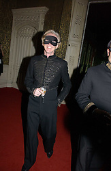 Milliner PHILIP TREACY at the 2006 Moet & Chandon Fashion Tribute in honour of photographer Nick Knight, held at Strawberry Hill House, Twickenham, Middlesex on 24th October 2006.<br /><br />NON EXCLUSIVE - WORLD RIGHTS