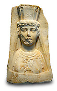 Photo of Roman releif sculpture of Aphrodite from the Theater dedicated to Theodorus, second-third century AD, Aphrodisias, Turkey, Images of Roman art bas releifs. Buy as stock or photo art prints. Cut Out