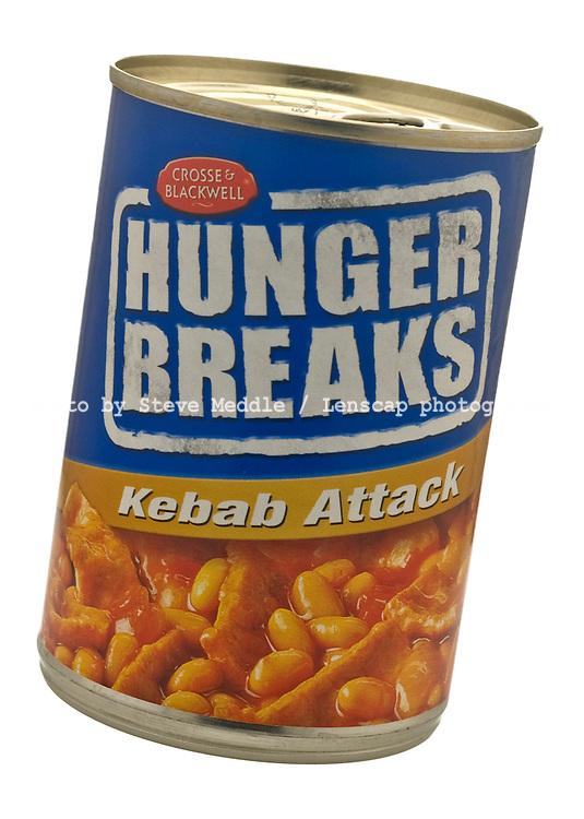 Tin of Crosse & Blackwell Hunger Breaks