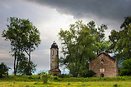Ruins of an old church