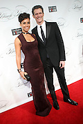"""December 6, 2012- New York, NY: (L-R) Recording Artist Alicia Keys and Peter Twyman, CEO, Keep A Child Foundation attends the ' Keep A Child Alive Black Ball """" Redux """" 2012 ' held at the Apollo Theater on December 6, 2012 in Harlem, New York City. The Benefit pays homage to Oprah Winfrey, Angelique Kidjo for their philanthropic contributions in Africa and worldwide and celebrates the power of woman and the promise of an AIDS-free Africa. (Terrence Jennings)"""