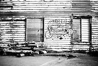Tømmer og tagging, Slinningsbua i Ålesund.<br /> Foto: Svein Ove Ekornesvåg