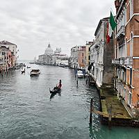 "Canaletto Views of Venice Dorsoduro is one of the six ""sestieri"" in Venice"
