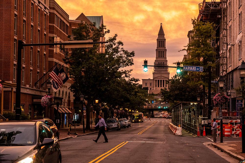 ARLINGTON, VA - on Thursday, Sept. 5, 2019 in Arlington. (Staff Photo by Jay Westcott)