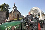 Nederland, Herveld, 8-9-2012Open monumentendag bij en in de nederlands hervormde kerk van Herveld.Foto: Flip Franssen/Hollandse Hoogte
