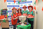 Ulster Bank GAA Force Sam Maguire Cup in Mayo Branches