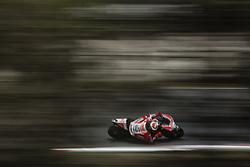 June 9, 2017 - Barcelona, Catalonia, Spain - 99 Jorge Lorenzo from Spain of Ducati Team (Ducati) during the Monter Energy Catalonia Grand Prix, at the Circuit de Barcelona-Catalunya on June 9 of 2017. (Credit Image: © Xavier Bonilla/NurPhoto via ZUMA Press)