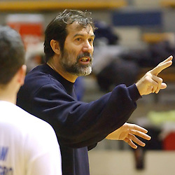 20060208: SRB, Handball - Veselin Vujovic, head coach of  Serbia and Montenegro