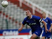 Photo: Maarten Straetemans.<br /> Royal Antwerp v Ipswich Town. Pre Season Friendly. 31/07/2007.<br /> Janson De Vos (Ipswich)