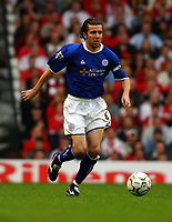 Fotball<br /> Premier League England 2003/2004<br /> 20.09.2003<br /> Liverpool v Leicester<br /> NORWAY ONLY<br /> Foto: Digitalsport<br /> <br /> MUSTAFA IZZET  LEICESTER CITY