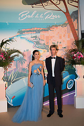Prince Christian of Hanovre and his wife Princesse Alessandra of Hanovre attend the Rose Ball 2019 at Sporting in Monaco, Monaco. Photo by Palais Princier/Gaetan Luci/SBM/ABACAPRESS.COM
