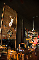Albatross and Co. is a restaurant and bar in the heart of historic Astoria, Oregon