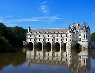 The Loire Valley was the playground of Renaissance France, and they left plenty of castles behind.