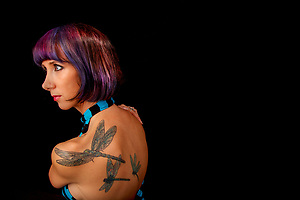 Ria, Tattoo + You, A Photo Story of Body Ink