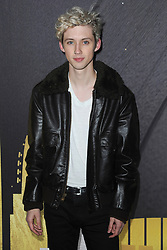 January 25, 2018 - New York, NY, USA - January 25, 2018  New York City..Troye Sivan attending Delta Air Lines celebration of 2018 Grammy Weekend at The Bowery Hotel on January 25, 2018 in New York City. (Credit Image: © Kristin Callahan/Ace Pictures via ZUMA Press)