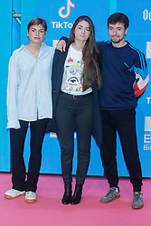 Belako attend the MTV Europe Music Awards held at the Bilbao Exhibition Centre, Spain on November 4, 2018. Photo by Archie Andrews/ABACAPRESS.COM