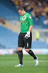 Oxford United's Ryan Clarke - Photo mandatory by-line: Nigel Pitts-Drake/JMP - Tel: Mobile: 07966 386802 05/10/2013 - SPORT - FOOTBALL - Kassam Stadium - Oxford - Oxford United v Southend United - Sky Bet League 2