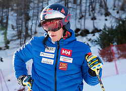 03.12.2016, Val d Isere, FRA, FIS Weltcup Ski Alpin, Val d Isere, Abfahrt, Herren, Streckenbesichtigung, im Bild Erik Guay (CAN) // Erik Guay of Canada during the course inspection for the men's downhill of the Val d Isere FIS Ski Alpine World Cup.. Val d'Isere, France on 2016/12/03. EXPA Pictures © 2016, PhotoCredit: EXPA/ Johann Groder