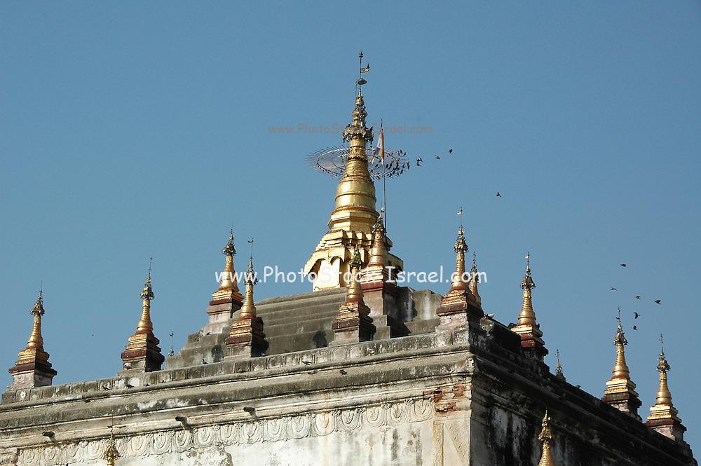 Myanmar Bagan Pagoda temple