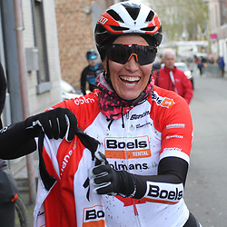 03-03-2020: Wielrennen: GP Le Samyn: vrouwen: Dour: Karol Ann Canuel