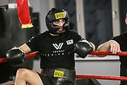 BOXEN: EC Boxing, Hamburg, 30.01.2020<br /> Volkan Gokcek<br /> © Torsten Helmke