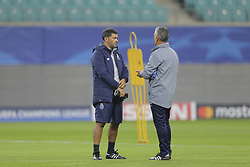 October 17, 2017 - Na - Leipzig, 10/16/2017 - Training to adapt to the pitch of the Fc Porto team at the Red Bull Arena, in anticipation of the game against RB Leipzig for the Champions League. Sérgio Conceição  (Credit Image: © Atlantico Press via ZUMA Wire)